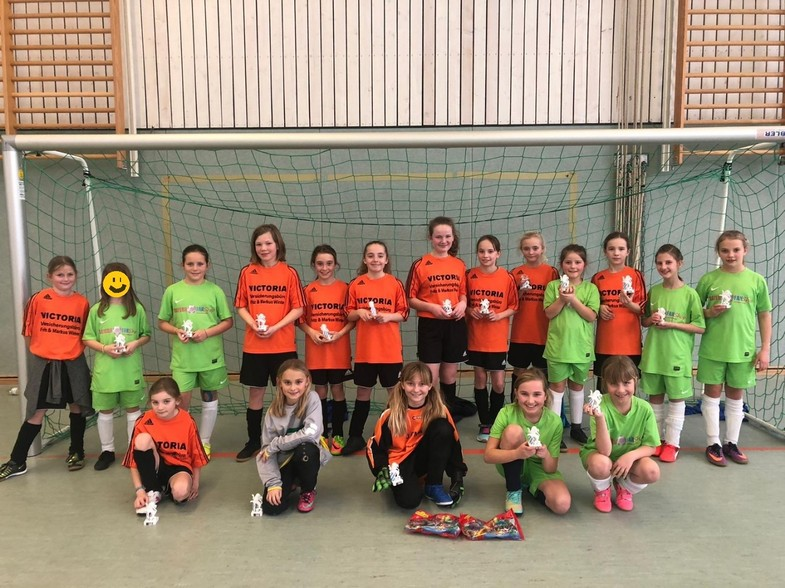 U11-Juniorinnen 17/18